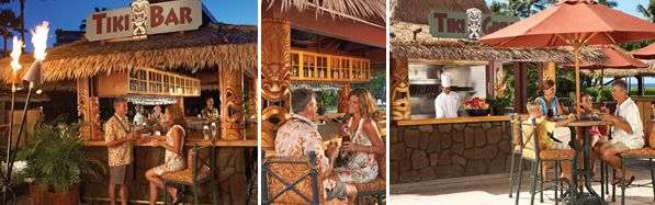 One Of My Favourite Places Tiki Bar At The Ka Anapali Beach