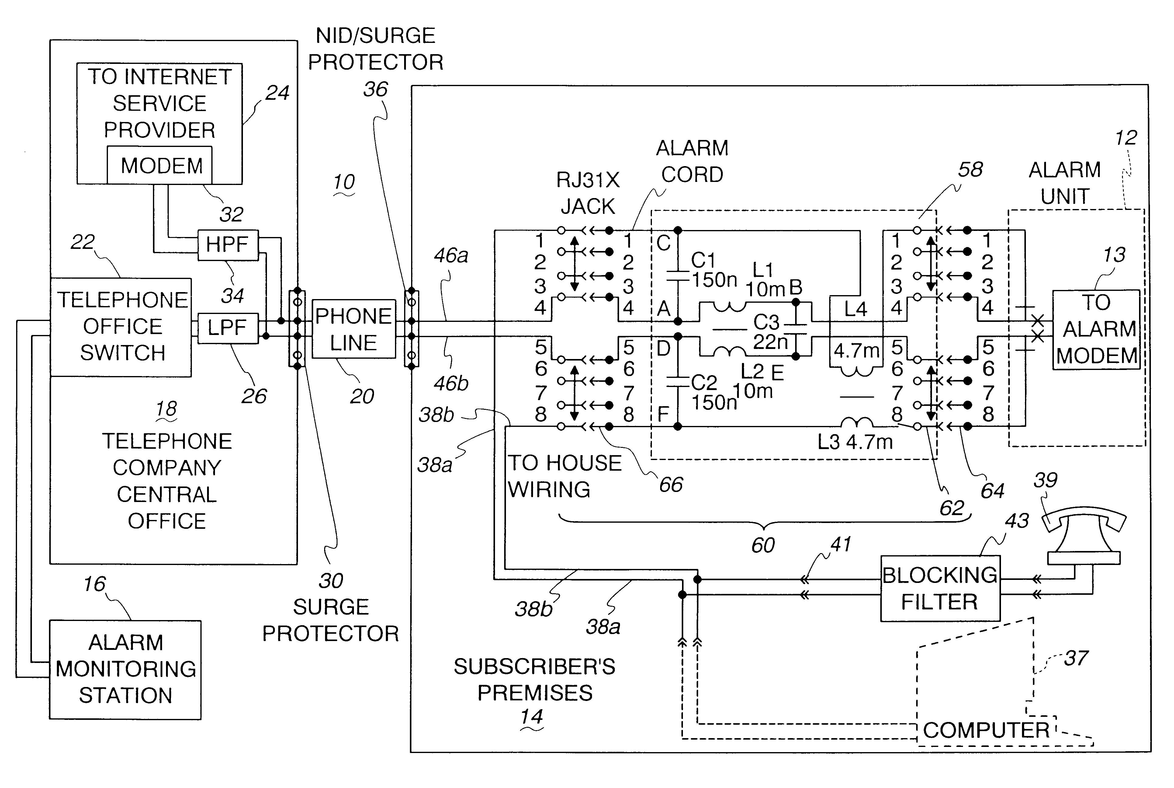 Rj31x Wiring Diagram Diagrams 620 Electrical Drawing U2022 Rj11 Jack Perfect