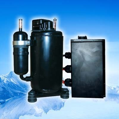 (410.00) Know more DC 24V compressor for Truck sleeper