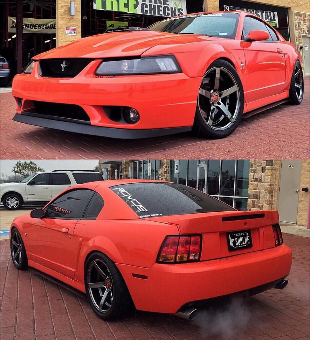2 686 Likes 20 Comments Musclecarspictures Musclecarspics On Instagram Pic By Owner Sublimemach Wheels By Ro Mustang Mach 1 Mustang Saleen Mustang