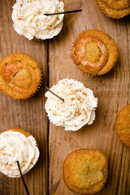 Coffee and Doughnut Cupcakes Three Ways