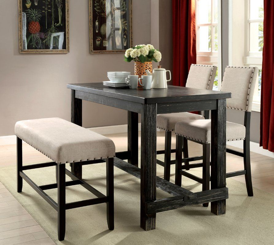 defaultname  counter height dining table dining table