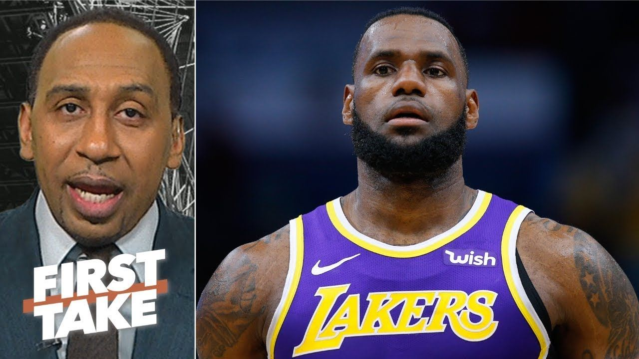 LeBron's legacy will take a hit if the Lakers don't make