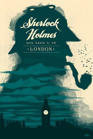 Sherlock Holmes IPhone 4S Wallpaper