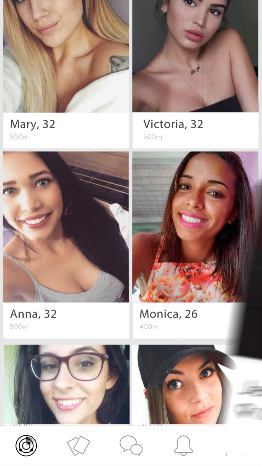 Lovoo ähnliche Apps