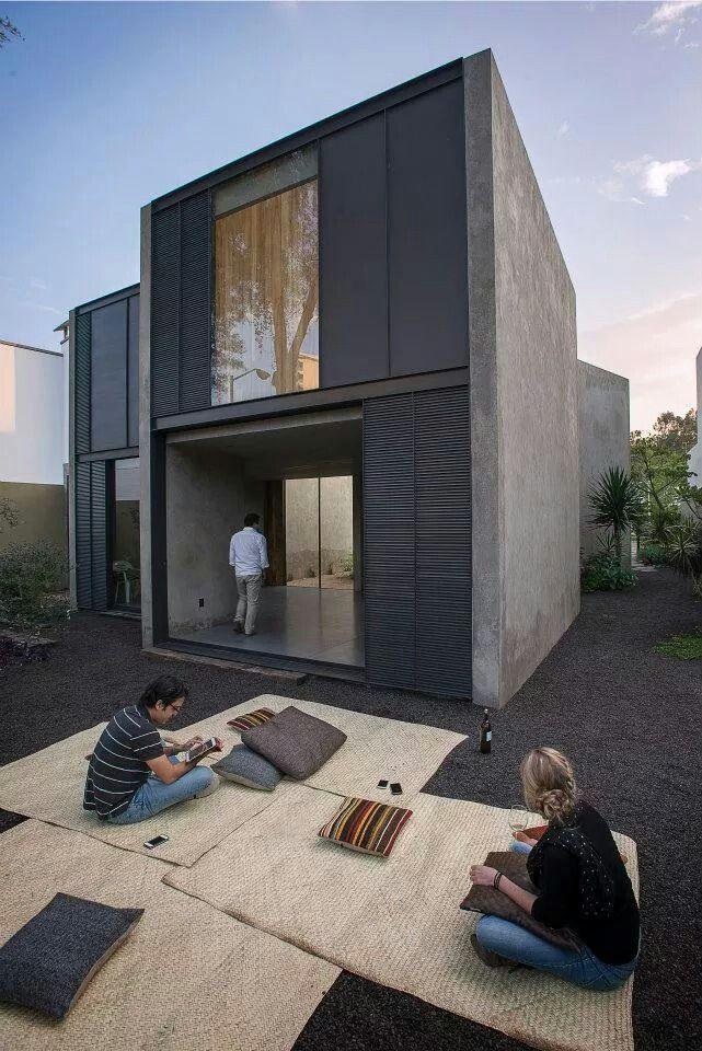 Casa prado http://www.plataformaarquitectura.cl/2014/06/18/casa-prado-coa-arquitectura-estudio-macias-peredo/