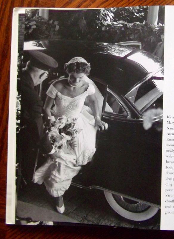 Jackie Kennedy's wedding