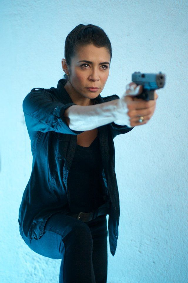 Sgt. Julia Richmond - Michelle Lukes - Strike Back ...