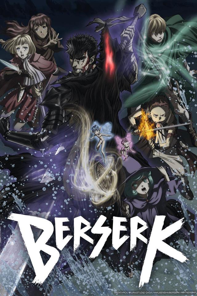 Berserk Watch on Crunchyroll Berserk