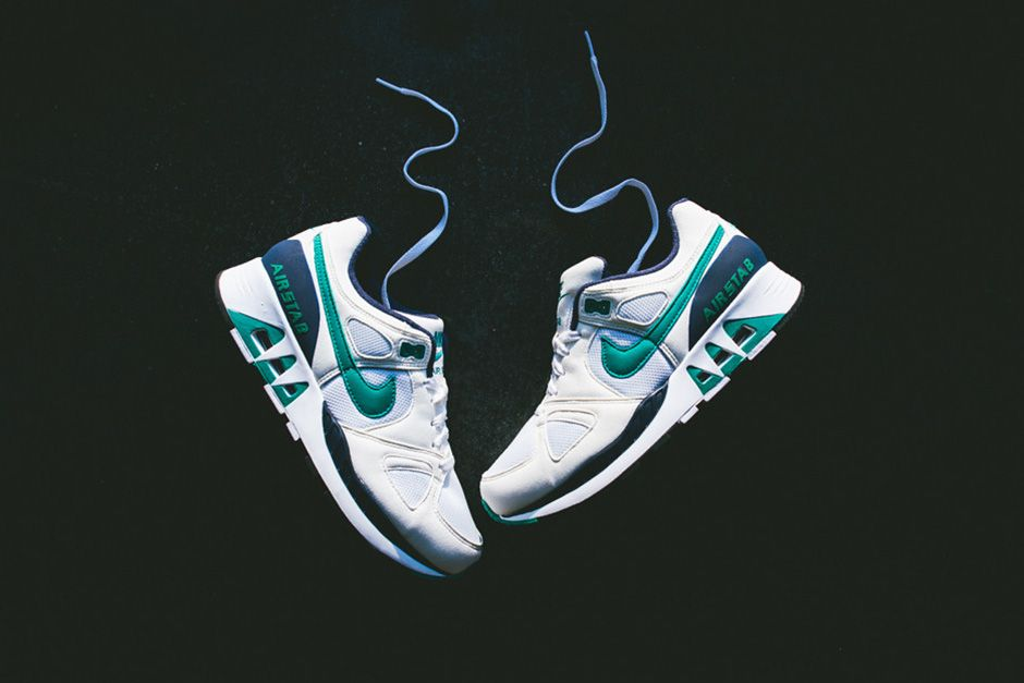 Nike Air Stab WhiteEmerald Green Midnight Navy | Nike air