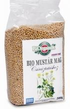 Horčica BIO semená BIOrganik 200g