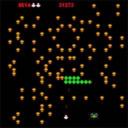Centipede Video Game Classic Series Centipede Arcade Game Centipede Games