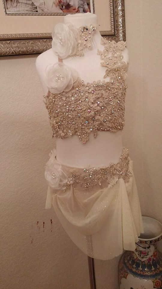 Lyric solo lyrical dance costumes : Made to Order Jazz Lyrical Contemporary Dance Talent Pageant ...