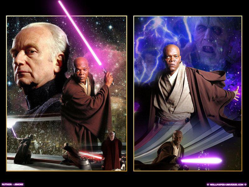 Mace Windu - Star Wars: Revenge of the Sith Wallpaper (36272737) - Fanpop