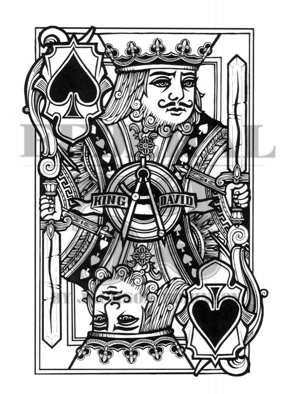 78f0eddd2 king card vector art monochrome - Google Search | modificacion a zorro