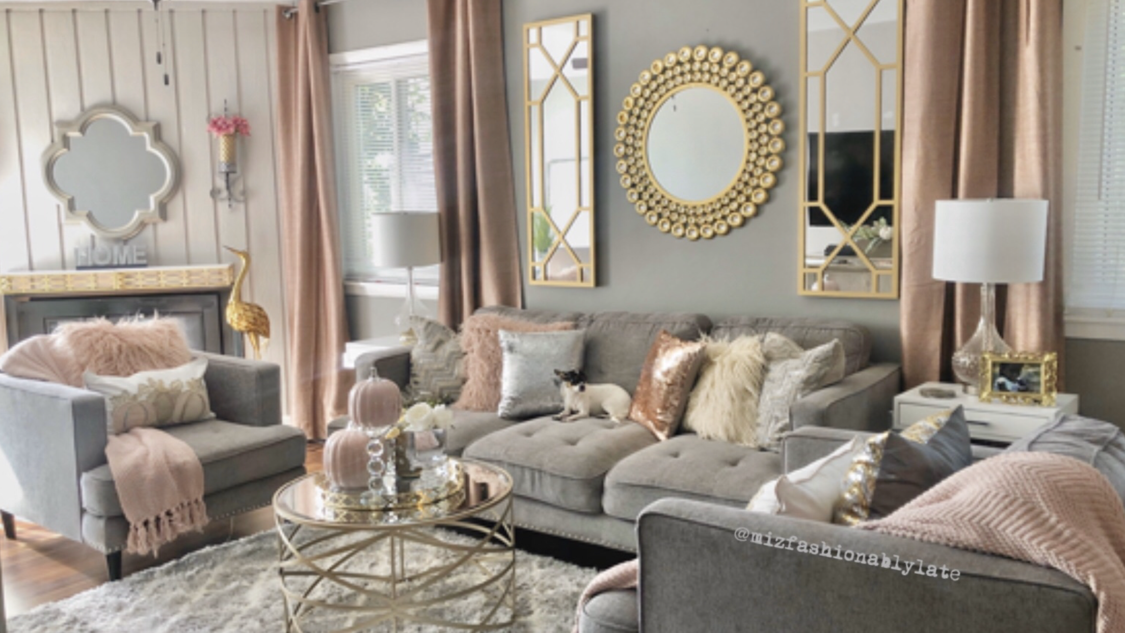Pink Grey Living Room Living Room Decor Gray Gold Living Room Decor Pink Living Room Decor