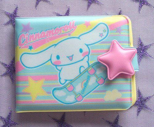 Image result for cinnamoroll wallet