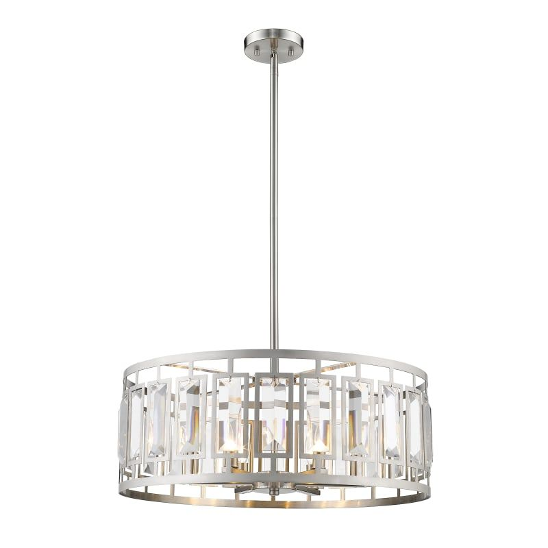 Z Lite 6007 22 In 2020 Drum Chandelier Z Lite Pendant Light