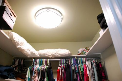 Light In Closet 10 Affordable Wireless Closet Lighting Solutions