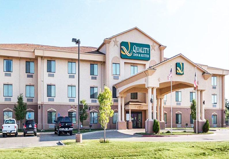 Welcome To Quality Inn Suites Ideal Hotel In Lubbock Tx
