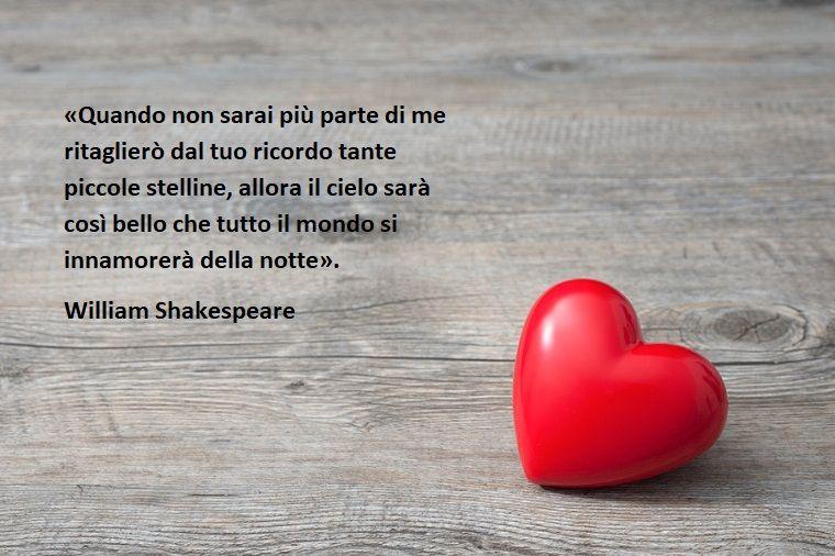 Citazione Tratta Da William Shakespeare Sull Amore Da
