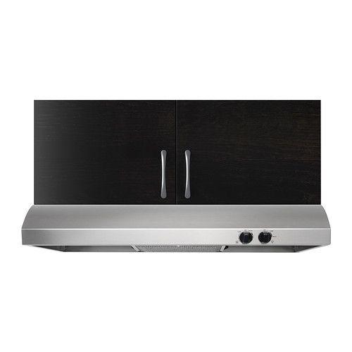 Ikea Kitchen Vent: LUFTIG, Exhaust Fan, 5-year Limited Warranty. Read