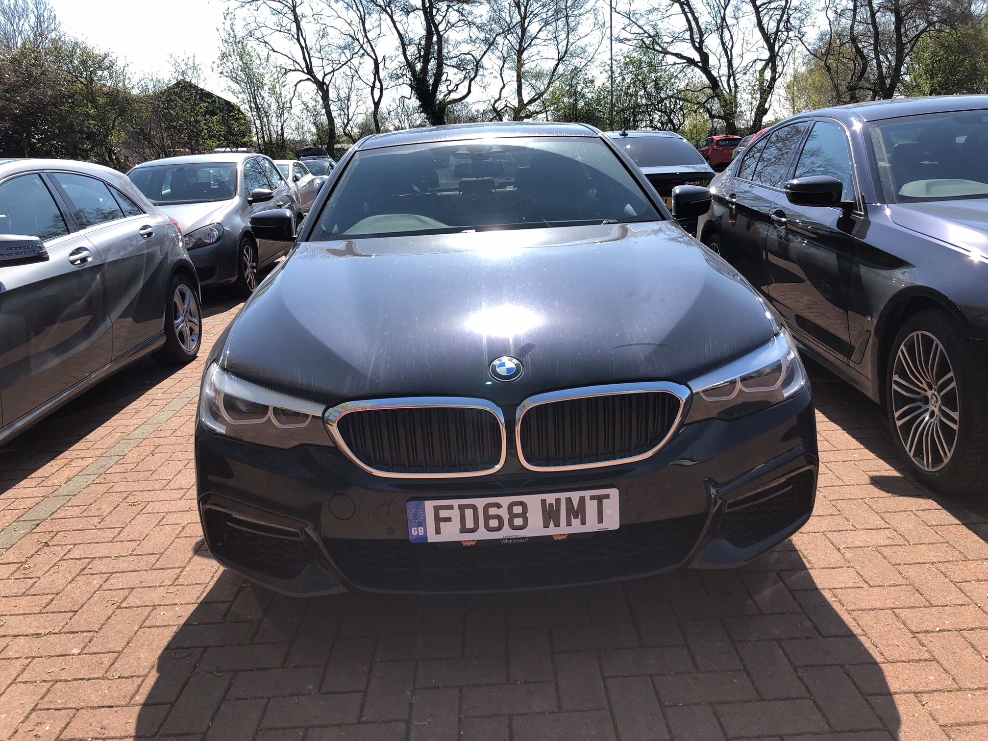 The Bmw 5 Series Saloon 530e M Sport 4 Door Auto Phev Petrol