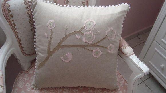 almofada sakura(cerejeira)