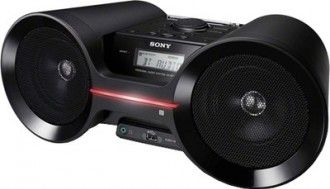 Sony Zs Bty52 Speaker Rs 7517 Boombox Wireless Bluetooth Bluetooth