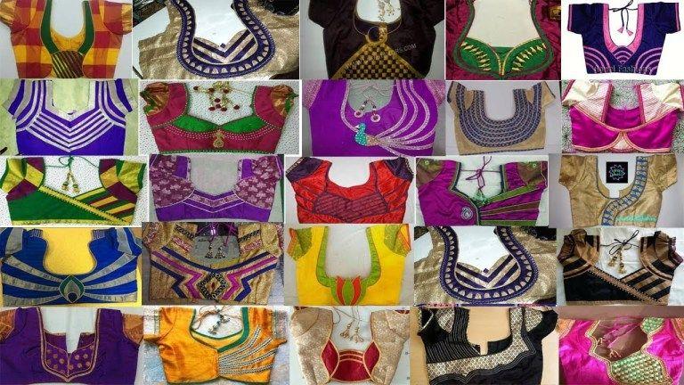 30 Latest Simple Blouse Back Neck Designs 2018 2019 Back Neck Designs Churidar Neck Designs Blouse Back Neck Designs,Small Space Small Beauty Salon Design Ideas