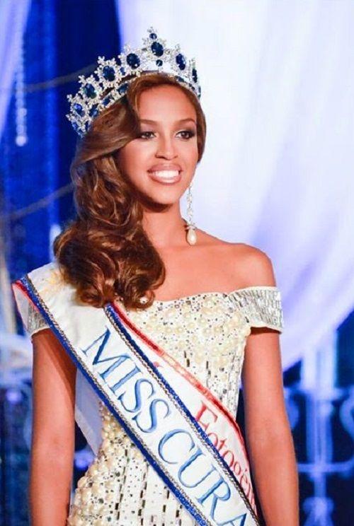 Laurien Angelista Miss Universe Curacao 2014    Beauty