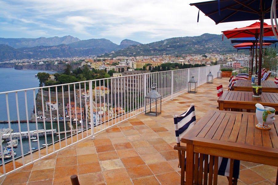 Maison La Minervetta Sorrento Italy Luxury hotel, Hotel