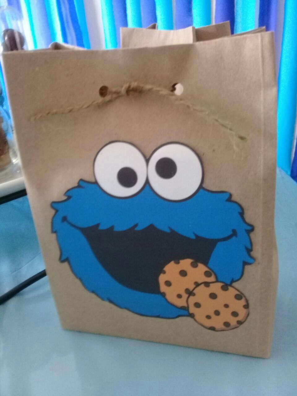 Bolsas sorpresas come galletas | Cumple Jero ! | Pinterest | Come ...
