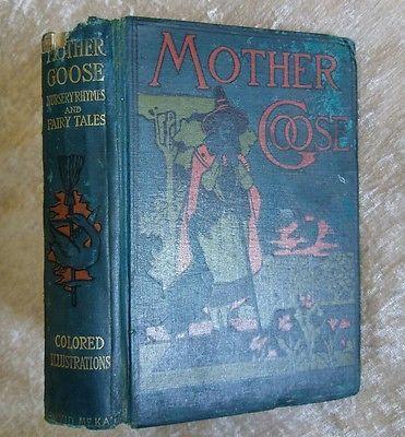 Mother Goose Nursery Rhymes Fairy