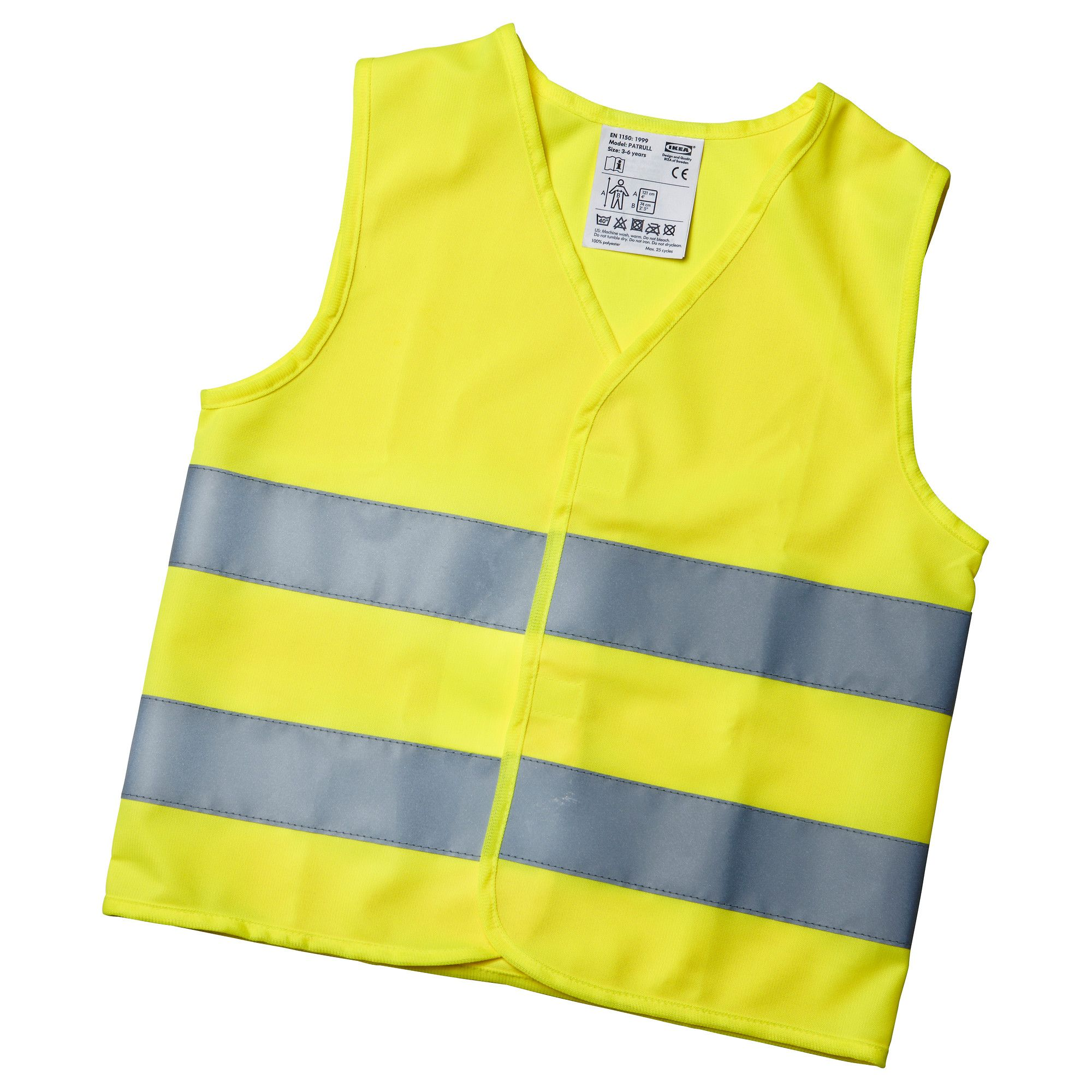 Patrull reflective vest key features reflective for Ikea safety vest