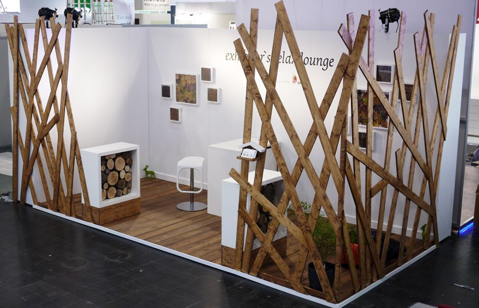 messestand queo neongrau exhibition stands pinterest. Black Bedroom Furniture Sets. Home Design Ideas