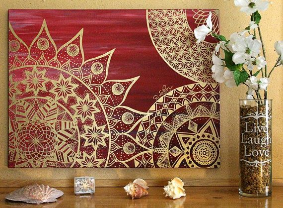 Pin By Amethyst Fire Art Mandala Paintings On Artwork For Sale In