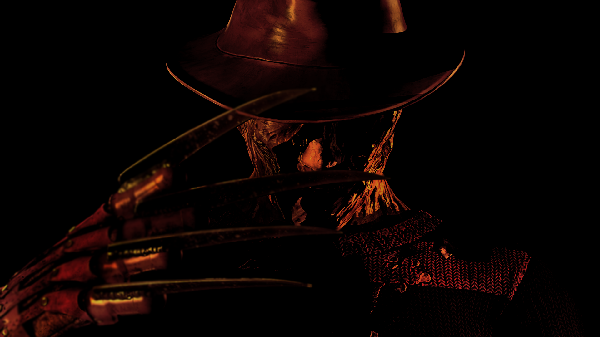 Freddy Krueger Freddy Krueger Freddy Scary Movies