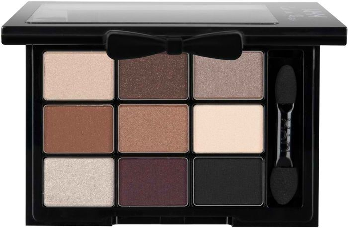 Buy L.A. Colors 10 Color Eyeshadow Palette- Nude (16 g