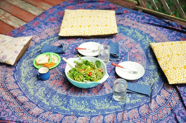 Picnics! by Bluebirdbaby, via Flickr