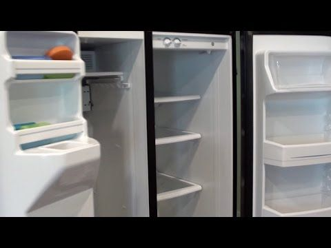 Kitchenaid Kühlschrank Side By Side : I need your help with common kitchenaid refrigerator problems