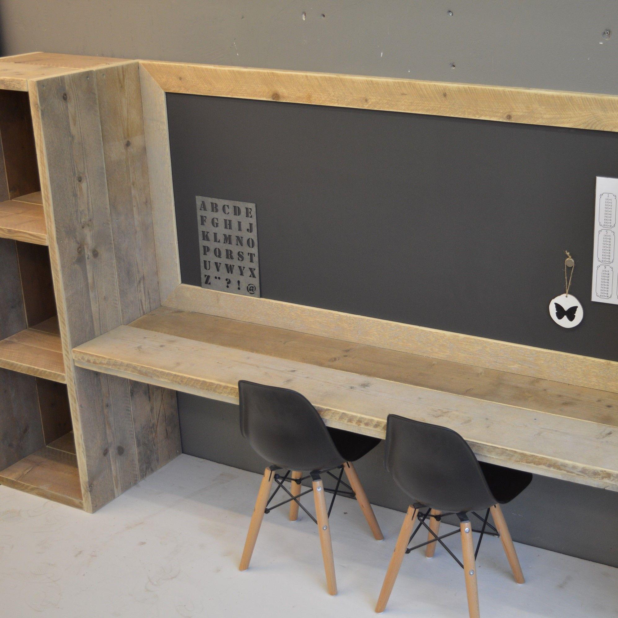 Speeltafel Met Opbergruimte.Steigerhouten Speeltafel Mike De Frietkroon In 2019