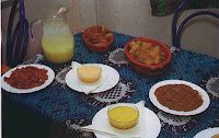 Angolan Food: Ocissangua: drink made of corn flour and water and permitted to ferment slightly.