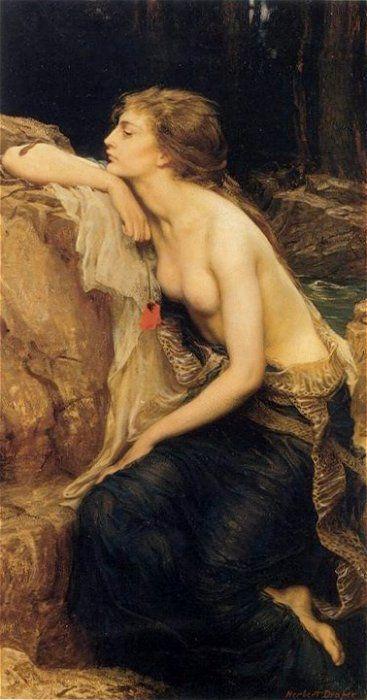 Lamia-Herbert Draper
