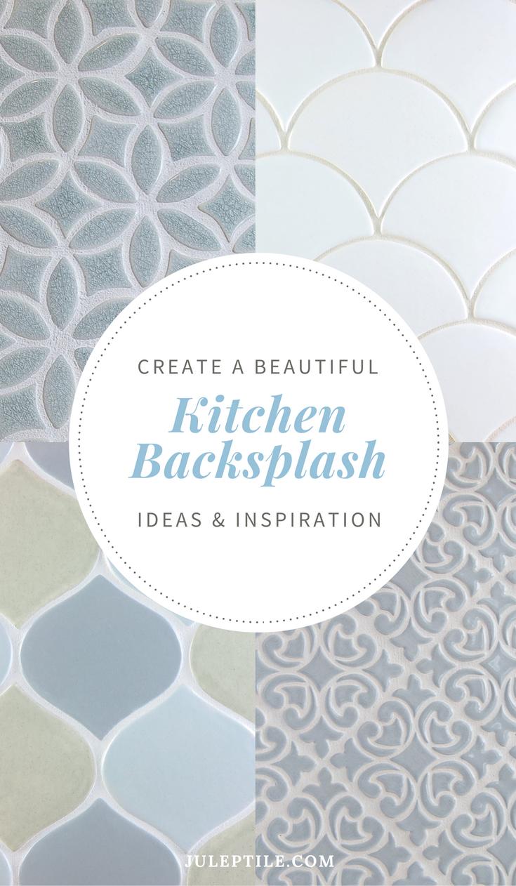 Find Fresh Backsplash Ideas For Your Kitchen Or Bathroom Renovation |  Juleptile.com