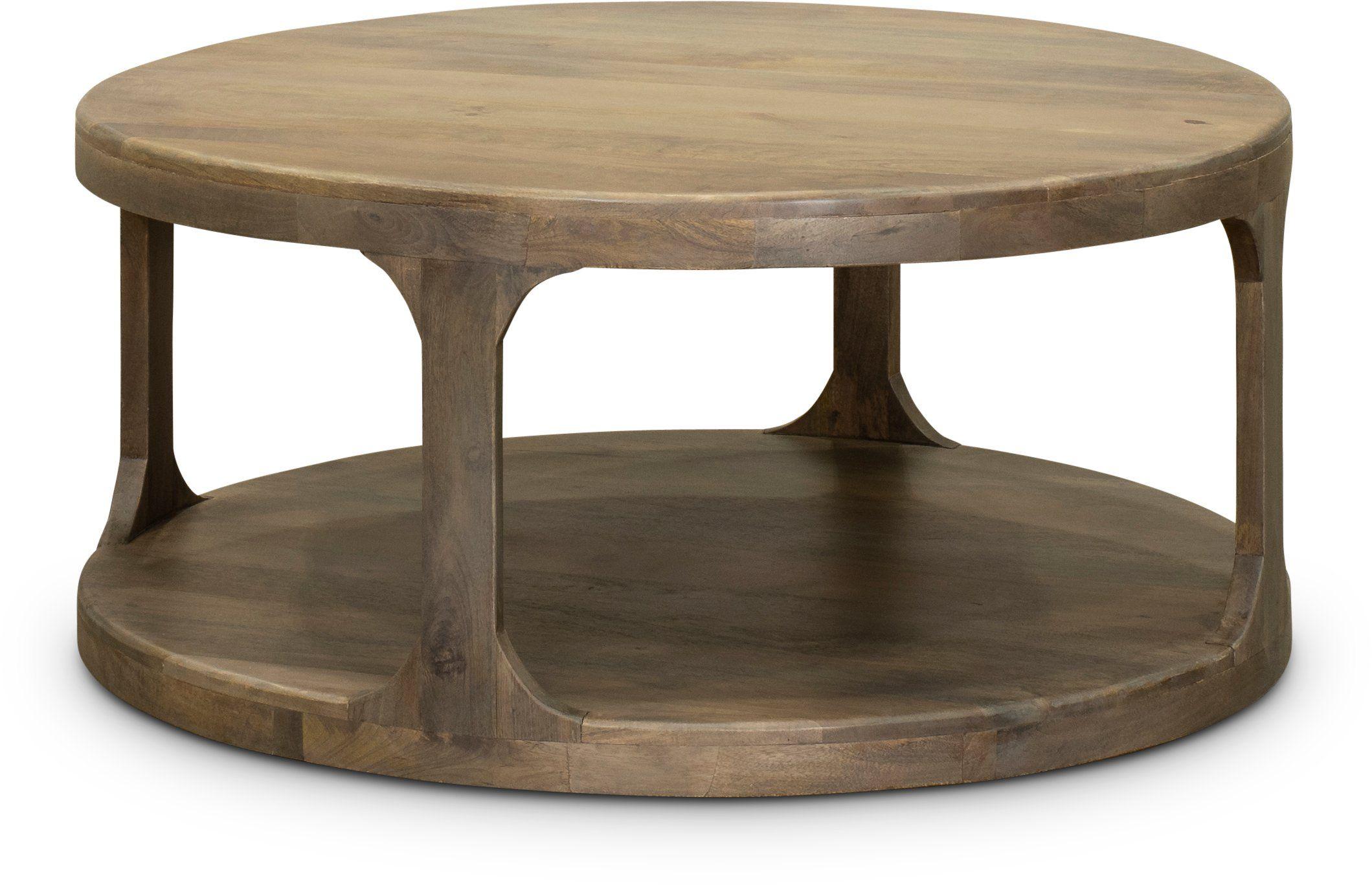 Mist Ash Round Coffee Table Mason Rc Willey Furniture Store Round Coffee Table Coffee Table Rc Willey Furniture [ jpg ]