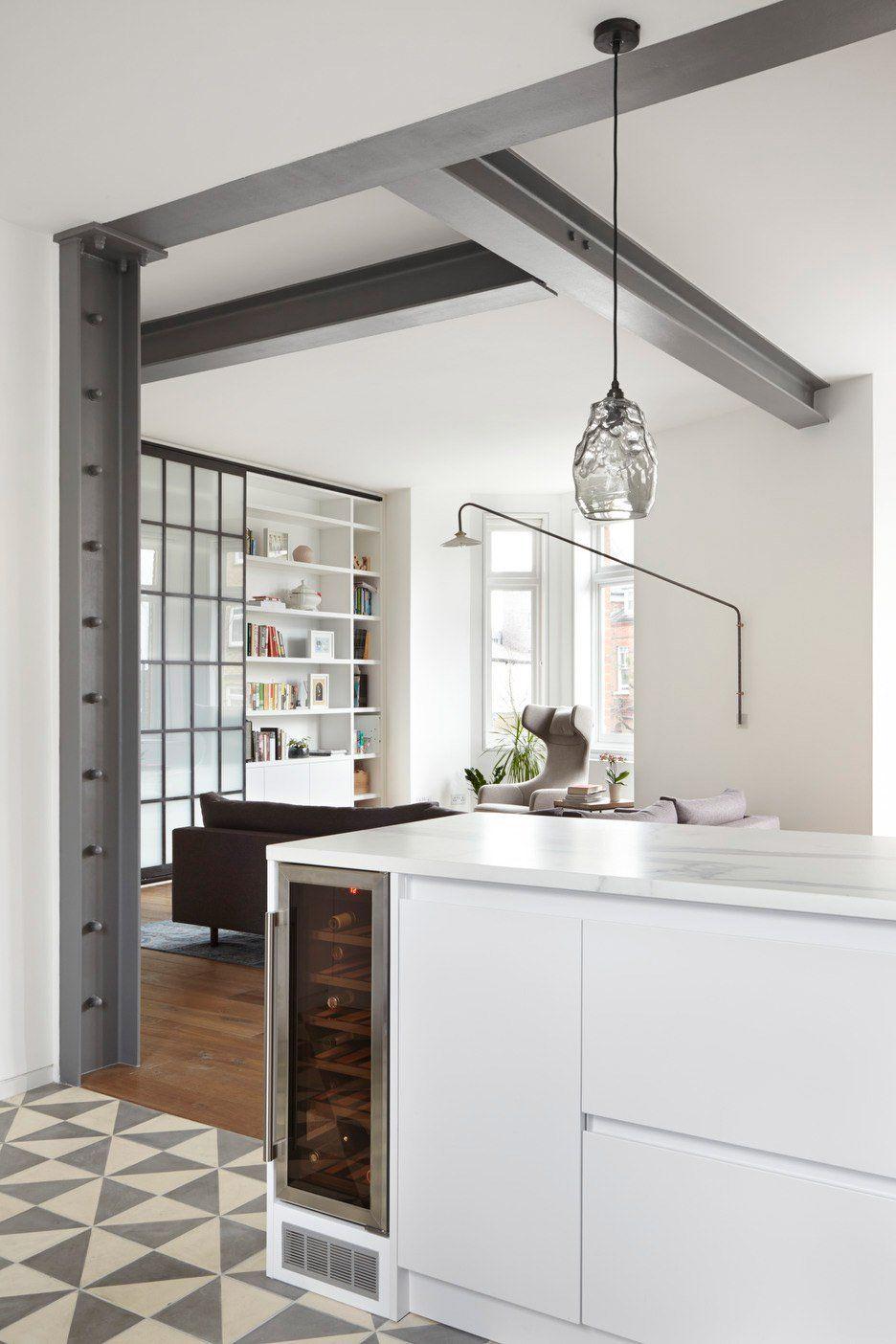 Neueste innenarchitektur glenshaw mansions by rise design studio  küche  pinterest  haus