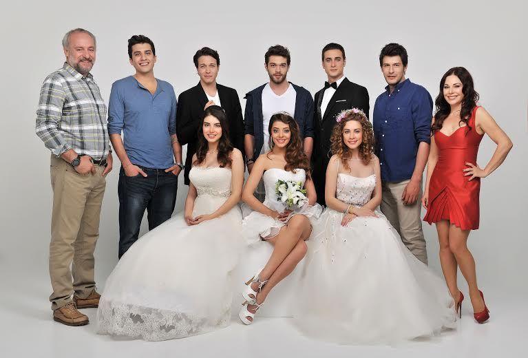 مسلسلات تركية مدبلجة أضخم أنتاج فى مسلسل عروسات هاربات يعتبر مسلسل عروسات هاربات واحد من افضل المسلسلات التركية الكوميدية التي عرضت في الفتره الاخيره وذلك