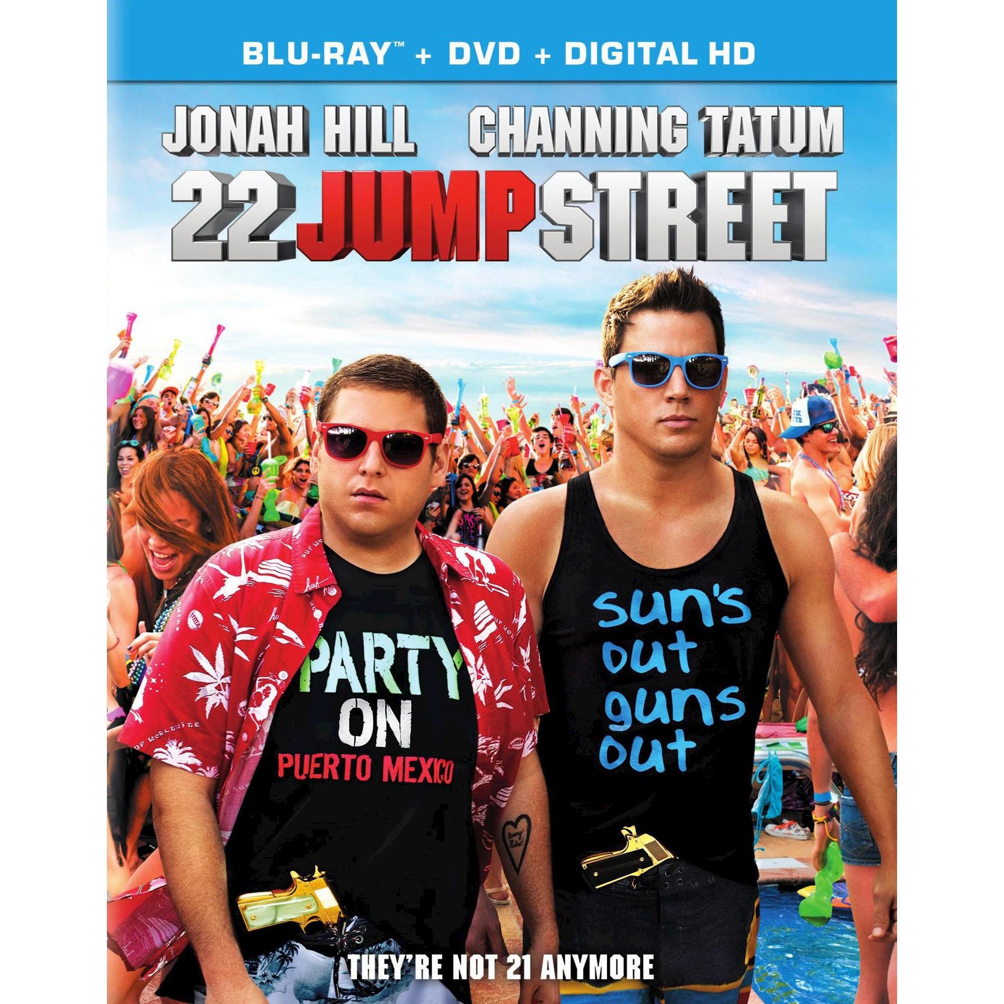 22 Jump Street Blu Ray Dvd Digital 22 Jump Street Street Film Free Movies Online