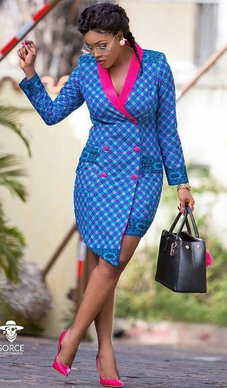 Corporate Fashion Styles For our Slay Queens - MOMO AFRICA